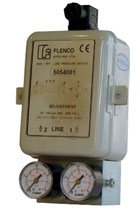 Flenco final box for dual line systems type 5054001