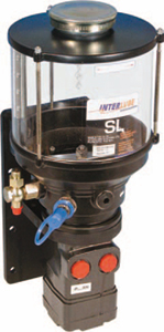 Interlube SLH Pump